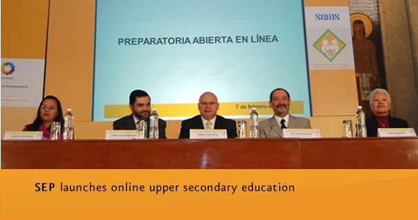 SEP launches online upper secondary education